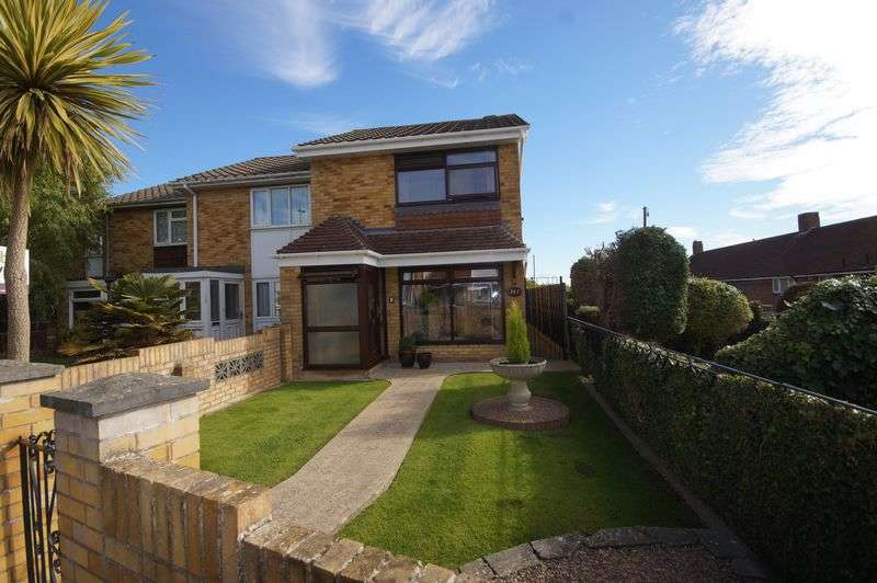 2 Bedrooms Terraced House for sale in Lime Grove, Paulsgrove, Portsmouth, PO6