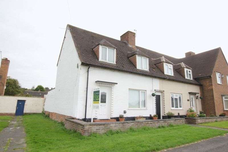2 Bedrooms Terraced House for sale in Home Farm Road, Woodchurch, Wirral