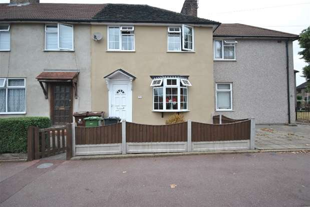 3 Bedrooms Terraced House for sale in Dagenham Avenue, Dagenham