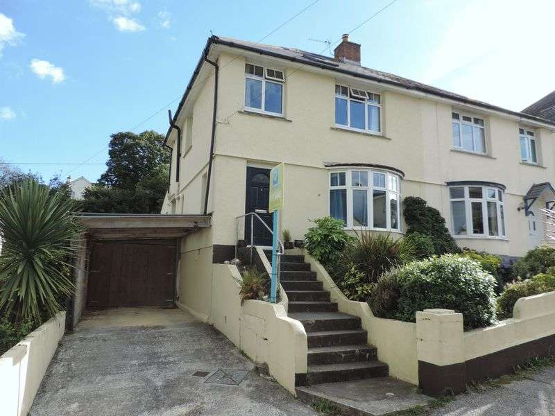 3 Bedrooms Semi Detached House for sale in Higher Redannick, Truro