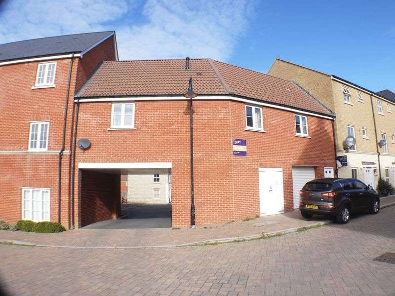 2 Bedrooms Property for sale in Dyson Road, Swindon