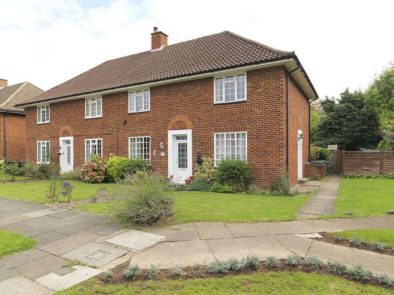 2 Bedrooms Flat for sale in Gloucester Close, Thames Ditton, KT7