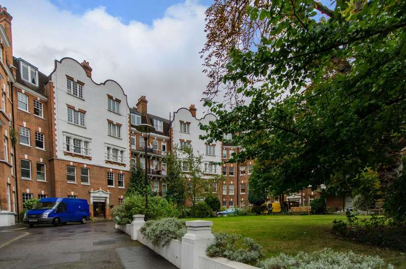 2 Bedrooms Flat for sale in Kings Gardens, West Hampstead, NW6