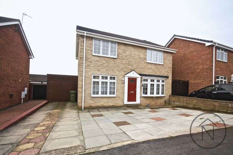 4 Bedrooms Detached House for sale in Sacriston Close, Billingham