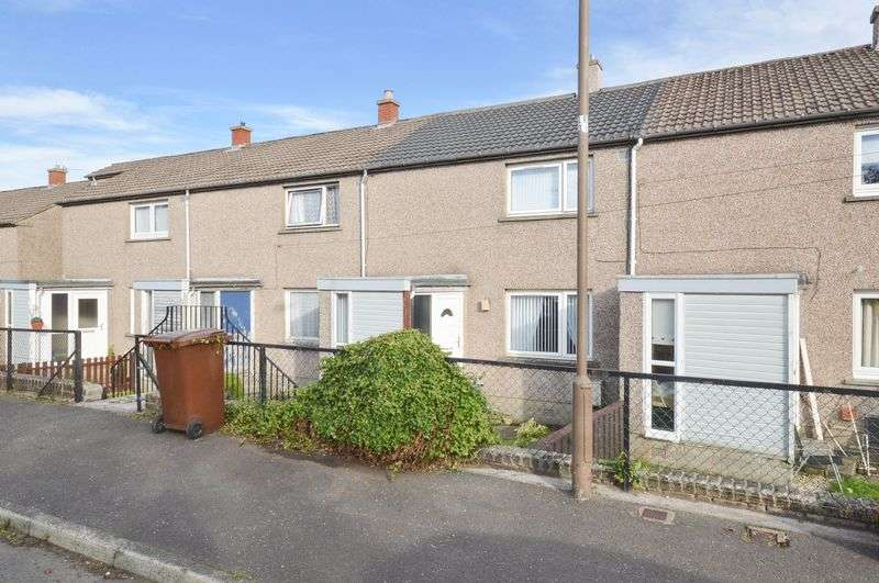 2 Bedrooms Terraced House for sale in 22 Eskvale Drive, Penicuik, Midlothian, EH26 8JH