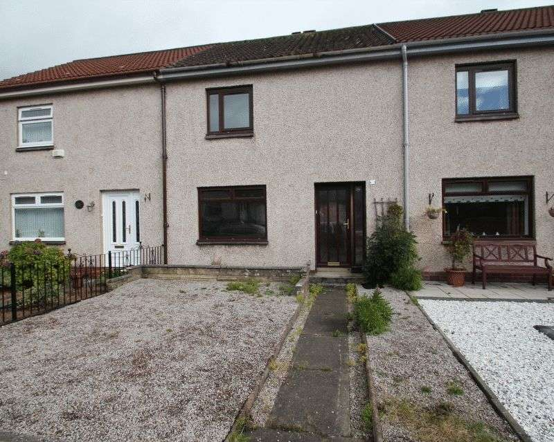 2 Bedrooms Terraced House for sale in Roundelwood, Alloa
