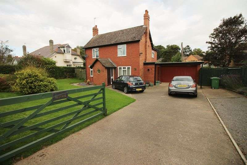 3 Bedrooms Detached House for sale in Holyhead Road, Shrewsbury