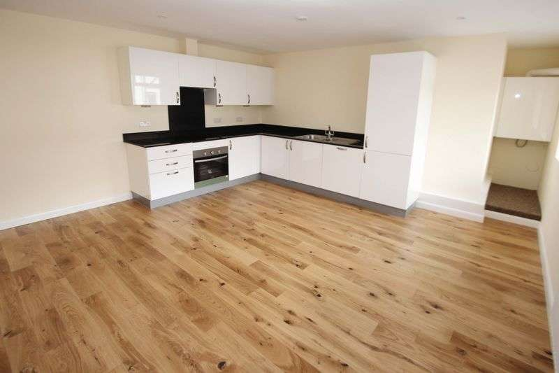 2 Bedrooms Flat for sale in Apartment 5, Croft House, East Street, Tonbridge
