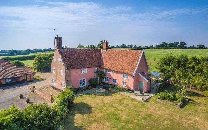 5 Bedrooms Detached House for sale in Cookley, Halesworth
