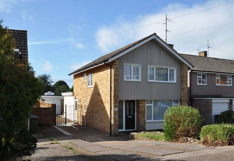 4 Bedrooms Detached House for sale in St Leonards, Exeter