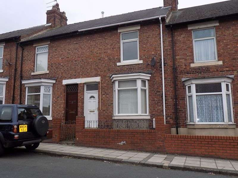 2 Bedrooms Terraced House for sale in Byerley Road, Shildon