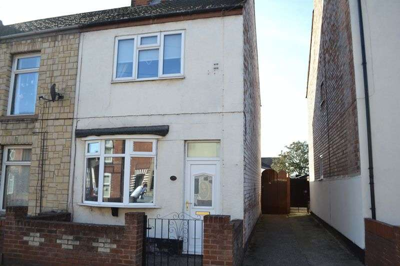 2 Bedrooms House for sale in North Parade, Ashby