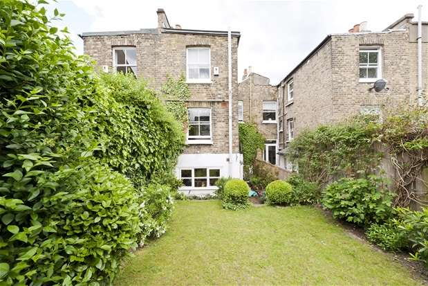 4 Bedrooms Terraced House for sale in Elm Park, Brixton