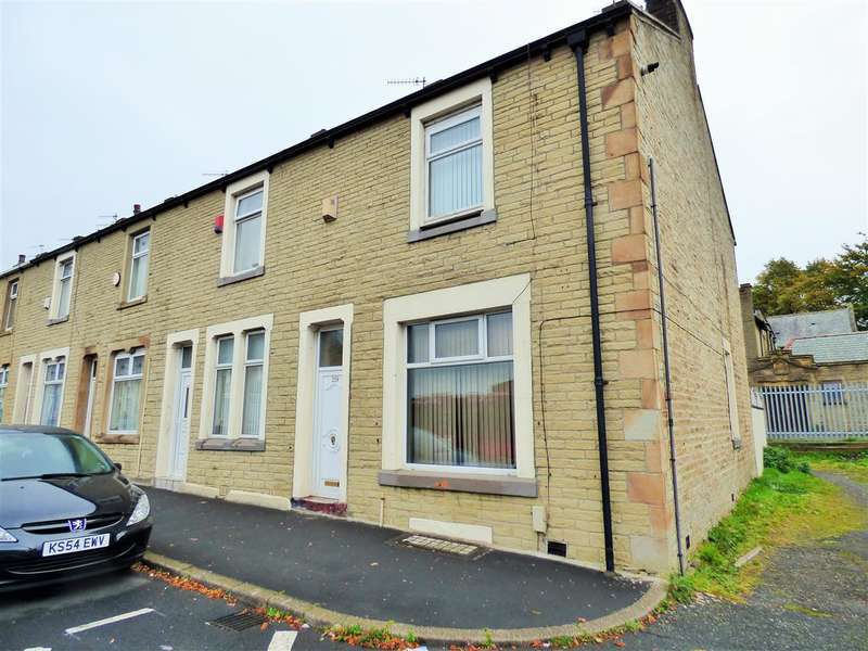2 Bedrooms End Of Terrace House for sale in Colne Road, Burnley
