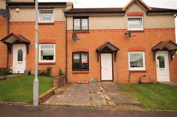 2 Bedrooms Terraced House for sale in Strathmore Place, Coatbridge