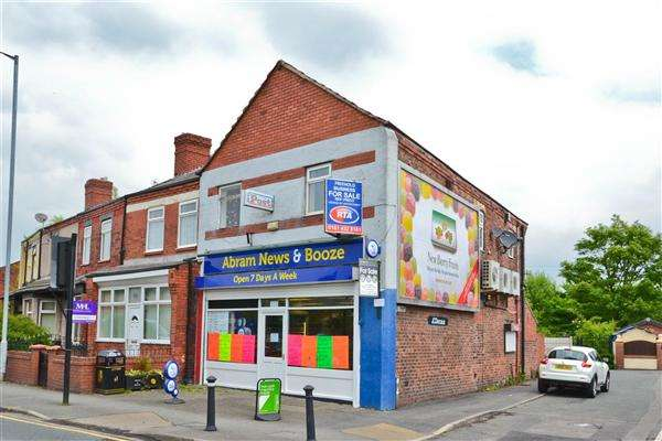 2 Bedrooms Commercial Property for sale in Warrington Road, Abram