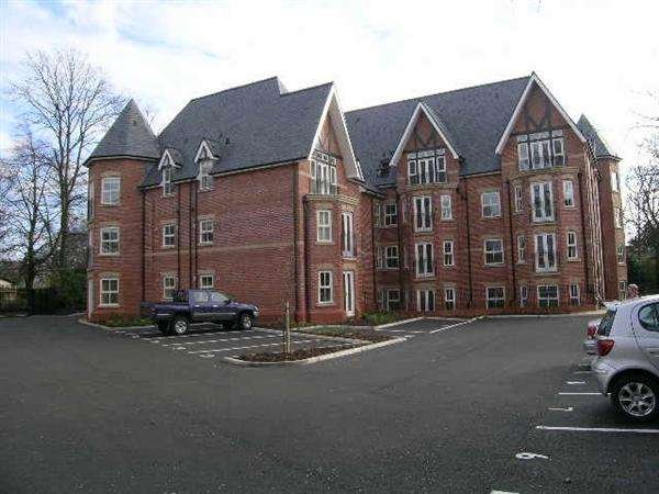 2 Bedrooms Apartment Flat for sale in Ellesmere House, 1 Sandwich Road, Ellesmere Park