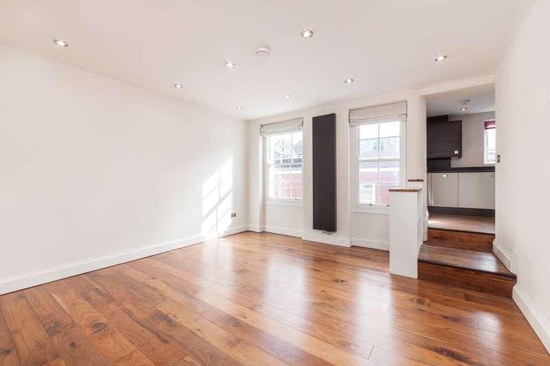 2 Bedrooms Flat for sale in Grafton Way, Fitzrovia, London, W1T