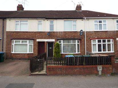 3 Bedrooms Terraced House for sale in Capmartin Road, Radford, Coventry