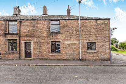 3 Bedrooms End Of Terrace House for sale in Duke Of Sussex Street, Livesey, Blackburn, Lancashire, BB2