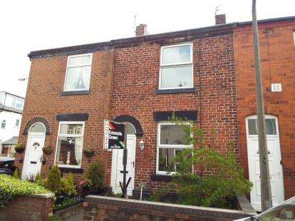 2 Bedrooms Terraced House for sale in Walmsley Street, Woolfold, Bury, Greater Manchester, BL8