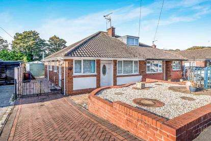 3 Bedrooms Bungalow for sale in Berry Road, Stafford, Staffordshire