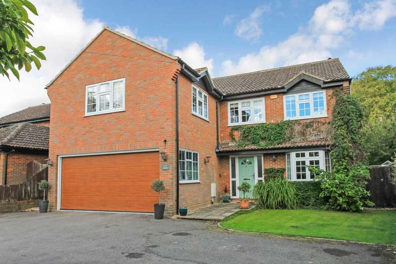 5 Bedrooms Detached House for sale in Leighton Road, Wingrave