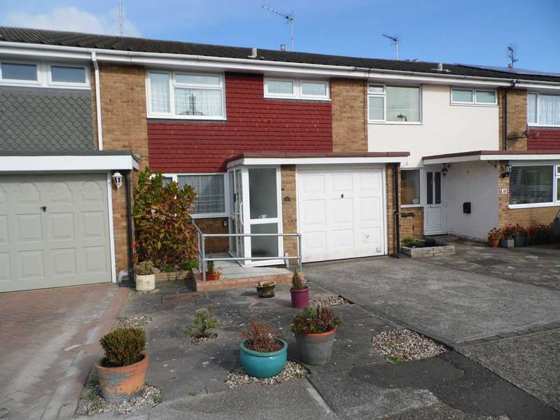3 Bedrooms Terraced House for sale in Pendlestone, Thunderlsey