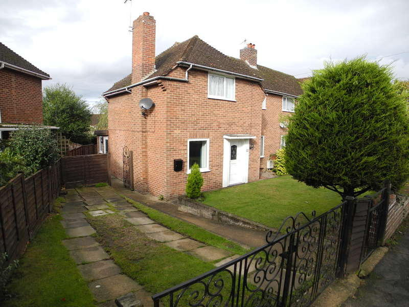 3 Bedrooms Semi Detached House for sale in Throckmorton Road, Bungay