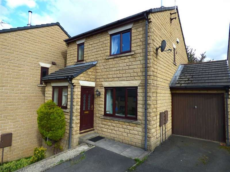 3 Bedrooms Property for sale in Uplands, Birkby, HUDDERSFIELD, West Yorkshire, HD2