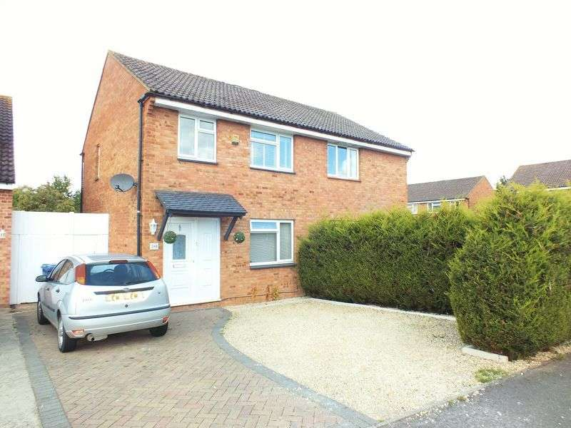 3 Bedrooms Semi Detached House for sale in Bernard Close, Yarnton