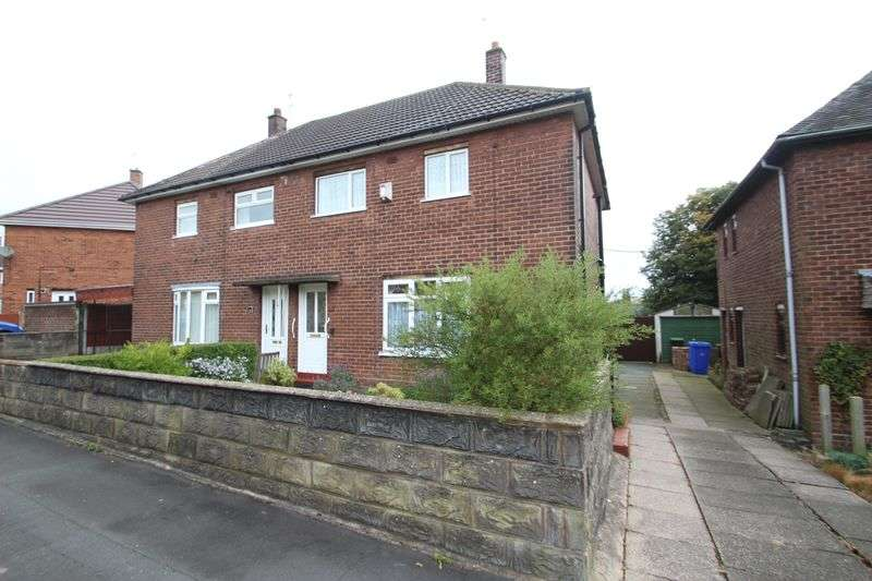 3 Bedrooms Terraced House for sale in Rivington Crescent, Fegg Hayes, Stoke-On-Trent