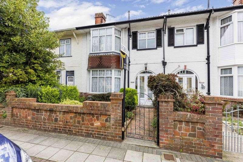 3 Bedrooms Terraced House for sale in The Close, East Cosham