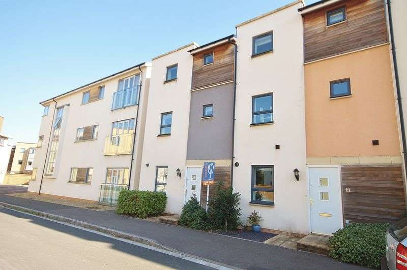 3 Bedrooms Terraced House for sale in The Anchorage, Portishead