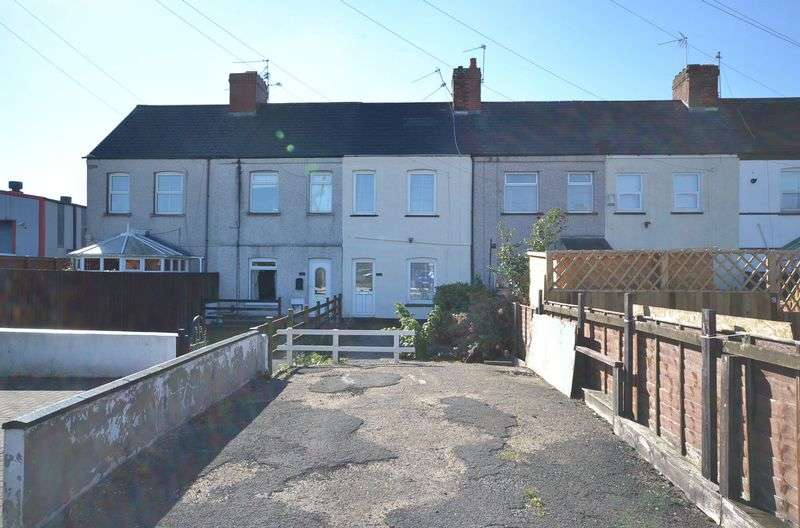 2 Bedrooms Terraced House for sale in Glassworks Cottages, Newport