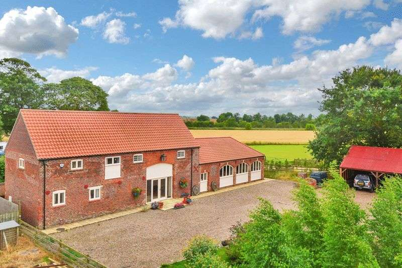 4 Bedrooms Detached House for sale in Swineshead Bridge PE20