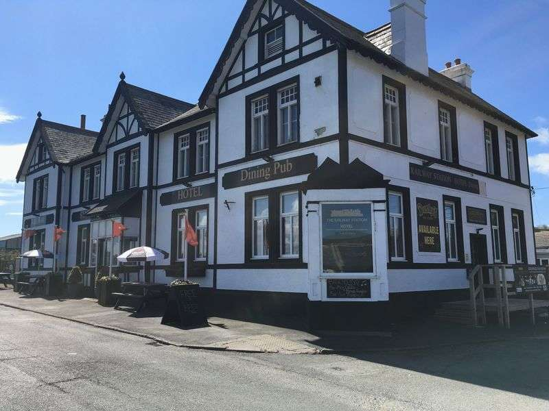 Property for sale in Railway Station Hotel, Port St Mary