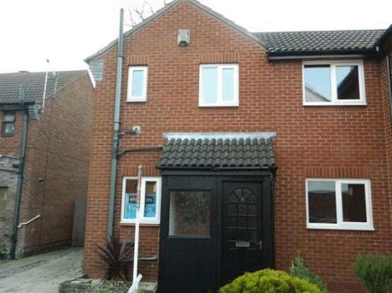 2 Bedrooms Semi Detached House for sale in Shewell Close, Birkenhead