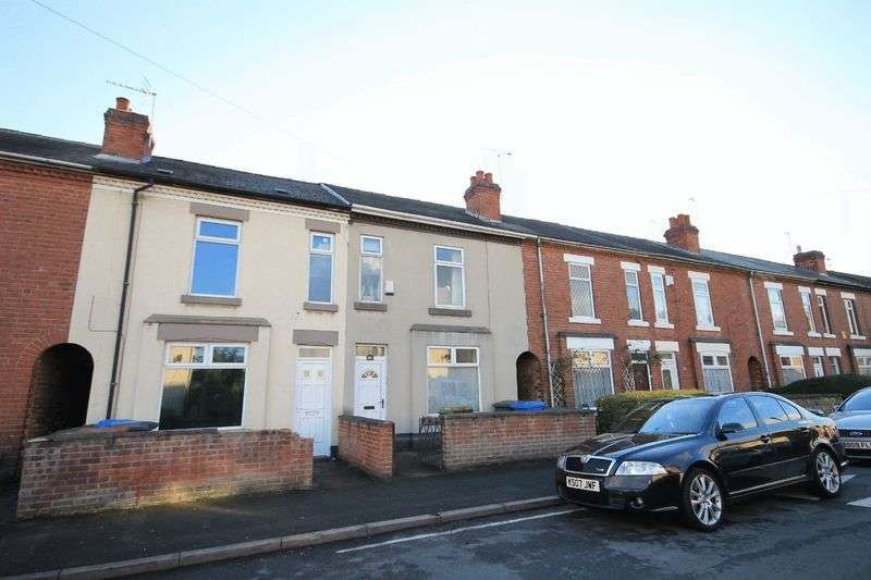 3 Bedrooms Terraced House for sale in BAKER STREET, ALVASTON