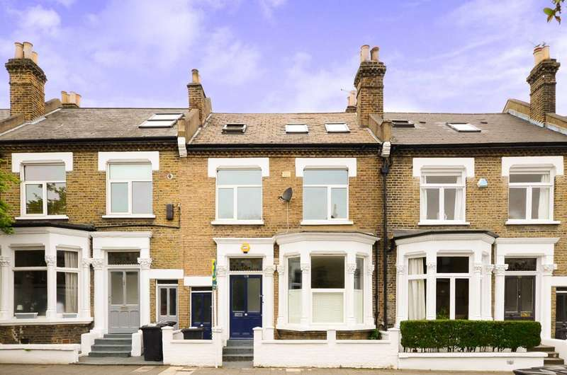 2 Bedrooms Flat for sale in Branksome Road, Brixton, SW2