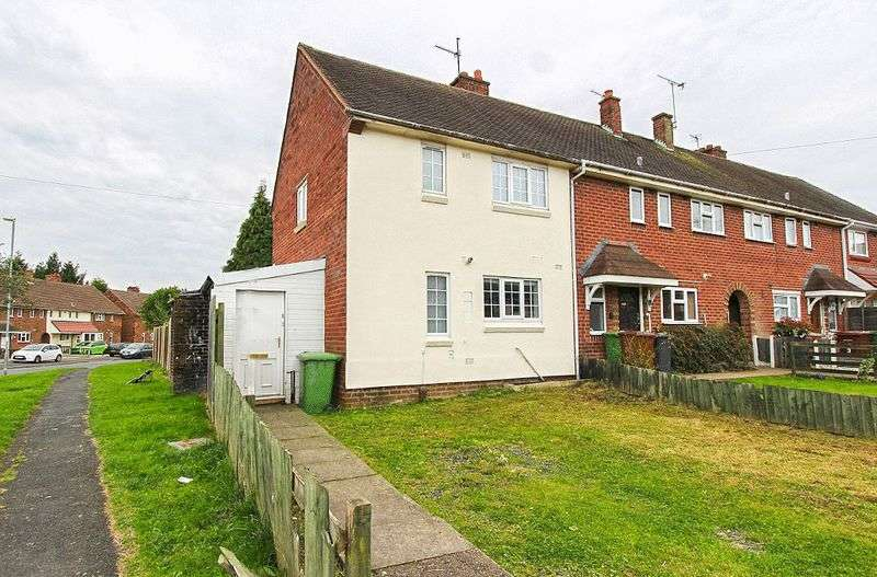 2 Bedrooms Terraced House for sale in Fleming Place, Walsall