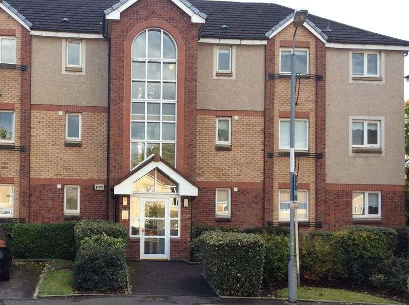 2 Bedrooms Flat for sale in Imlach Place, Motherwell