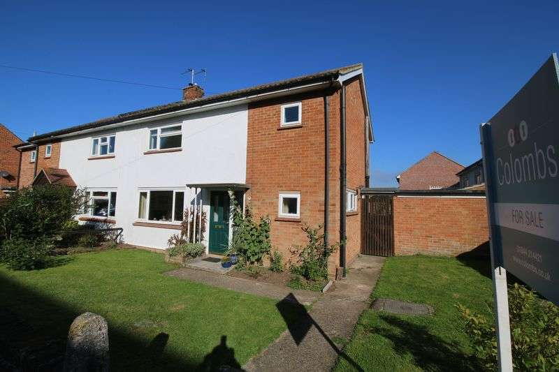 3 Bedrooms Semi Detached House for sale in Cotmore Gardens, Thame