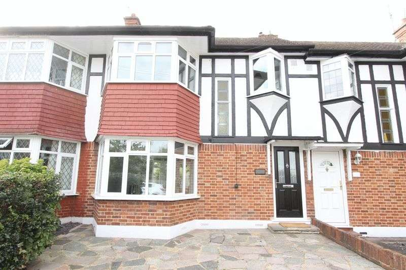 3 Bedrooms Terraced House for sale in Cardinal Avenue, Morden