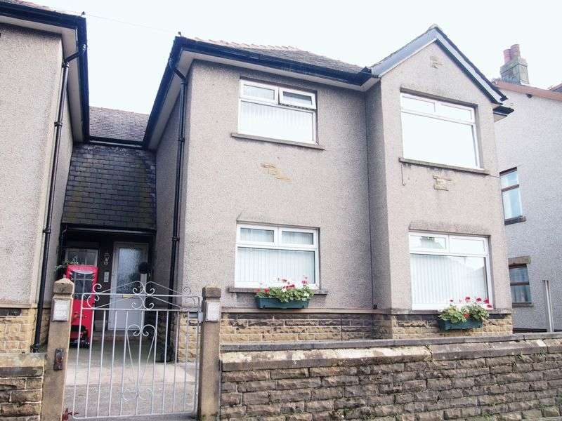 2 Bedrooms Flat for sale in Balmoral Road, Morecambe