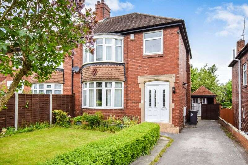 3 Bedrooms Semi Detached House for sale in Reneville Road, Moorgate