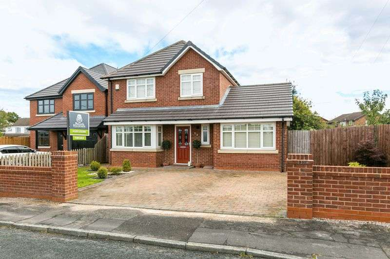 5 Bedrooms Detached House for sale in Charter Lane, Charnock Richard, PR7 5LY