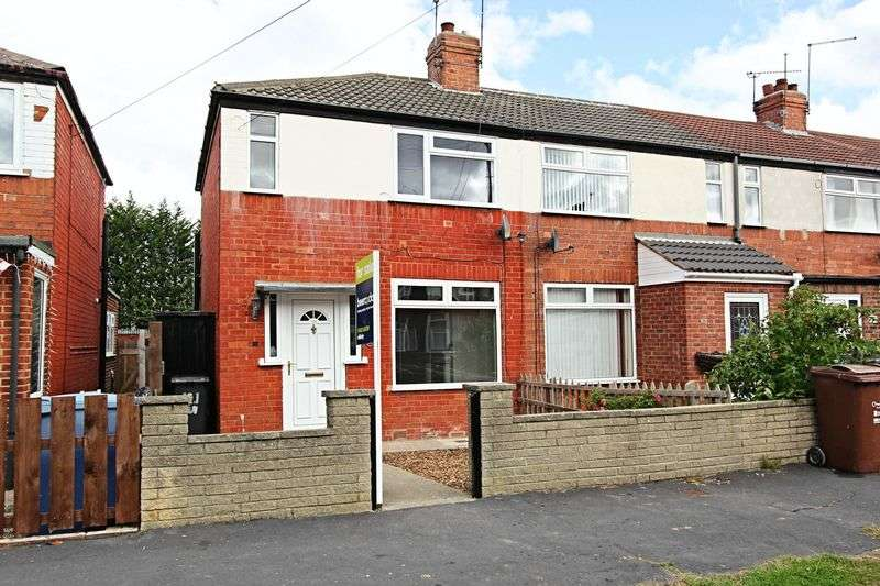 2 Bedrooms Terraced House for sale in Brooklands Road, Hull