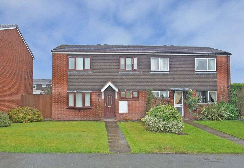 3 Bedrooms Semi Detached House for sale in Aintree Close, Catshill Bromsgrove.