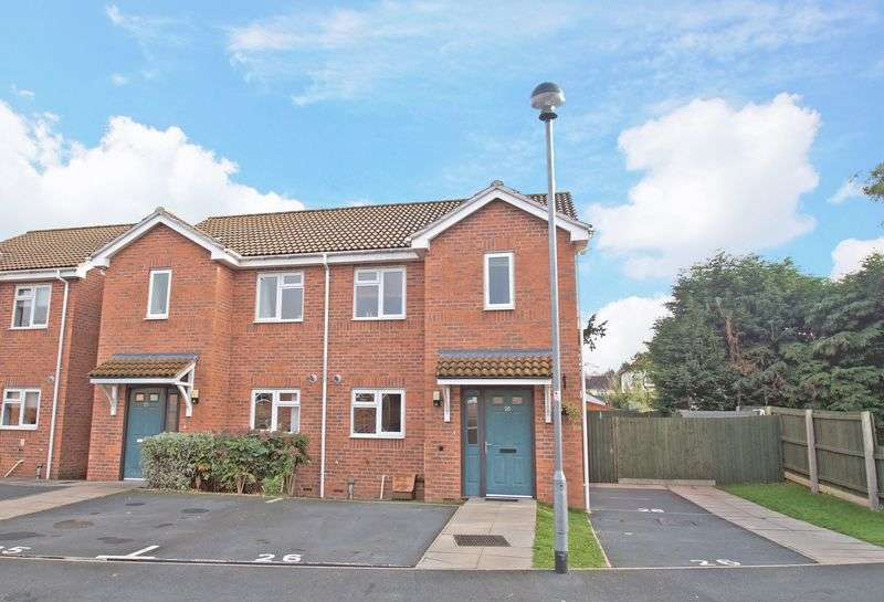 3 Bedrooms Semi Detached House for sale in Catkins Close, Catshill, Bromsgrove